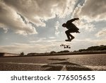 youth  leisure  recreation ... | Shutterstock . vector #776505655