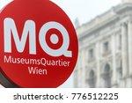 viena  austria   january 18 ... | Shutterstock . vector #776512225