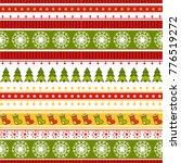 christmas vintage stripe... | Shutterstock .eps vector #776519272