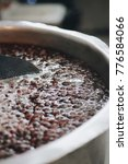 Small photo of Cooking Adzuki bean or Red bean