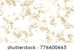 seamless marble texture... | Shutterstock . vector #776600665