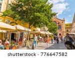 budapest  hungary   september... | Shutterstock . vector #776647582