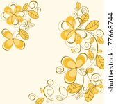 Summer Flowers Pattern For...