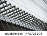 wire and strainer for plant... | Shutterstock . vector #776728105