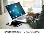 Privacy Access login PERFORMANCE Identification Password Passcode and Privacy - stock photo