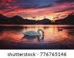 Sunrise At The Beautiful Lake...