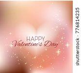 valentines day mesh background | Shutterstock .eps vector #776814235