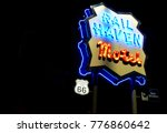 springfield  missouri   july 18 ... | Shutterstock . vector #776860642