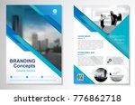 template vector design for... | Shutterstock .eps vector #776862718