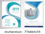 template vector design for... | Shutterstock .eps vector #776864155