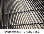 sun louver and grilles ... | Shutterstock . vector #776873152