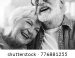 sincere emotions. close up... | Shutterstock . vector #776881255