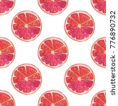 seamless pattern with... | Shutterstock . vector #776890732