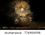 Beautiful Fire Works At Bahrain ...