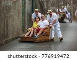 funchal  madeira   september 19 ... | Shutterstock . vector #776919472