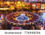 bratislava slovakia december 17 ...   Shutterstock . vector #776948296