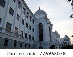 salar jung museum  hyderabad ...   Shutterstock . vector #776968078
