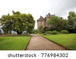 brodick castle on the isle of...