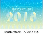 happy new year background....