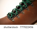 Small photo of a shoe lace