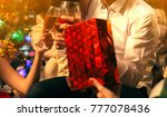 party  drinks  holidays  people ... | Shutterstock . vector #777078436