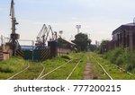 type of industrial district   Shutterstock . vector #777200215