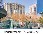 december 6  2017 san jose   ca  ... | Shutterstock . vector #777303022