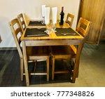 Restaurant Table Prepared For...