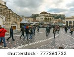 athens  greece   january 20... | Shutterstock . vector #777361732