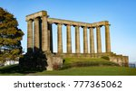 a shot of a parthenonic... | Shutterstock . vector #777365062
