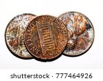 Penny  Pennies Change Coins