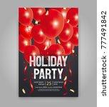 vector illustration  design for ... | Shutterstock .eps vector #777491842
