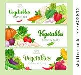 banners design with vector...   Shutterstock .eps vector #777602812