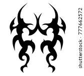 tattoo art designs. ideas of... | Shutterstock .eps vector #777662572