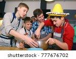 moscow  russia  december 16 ... | Shutterstock . vector #777676702