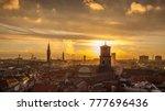 Sunset Over Copenhagen...