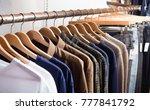 different assortment of... | Shutterstock . vector #777841792