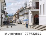 popayan  colombia   november 19 ... | Shutterstock . vector #777932812