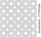 geometric pattern vector   Shutterstock .eps vector #777943186