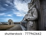 Portsmouth Naval Memorial - commemorates naval personnel of the First and Second World War