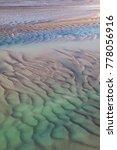aerial view of sandbars at low... | Shutterstock . vector #778056916