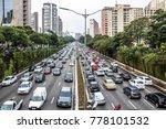 sao paulo  brazil  december 08  ... | Shutterstock . vector #778101532