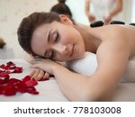 young beautiful asian or asia ... | Shutterstock . vector #778103008