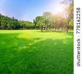 sun tree lawn | Shutterstock . vector #778162258