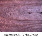 natural wood flooring in... | Shutterstock . vector #778167682