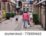 strasbourg  france   july 28... | Shutterstock . vector #778304662