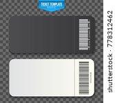 creative vector illustration of ... | Shutterstock .eps vector #778312462