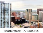 denver downtown   among... | Shutterstock . vector #778336615