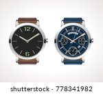 set of classic and modern mens... | Shutterstock .eps vector #778341982