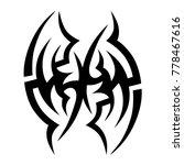 tattoo art designs. ideas of... | Shutterstock .eps vector #778467616